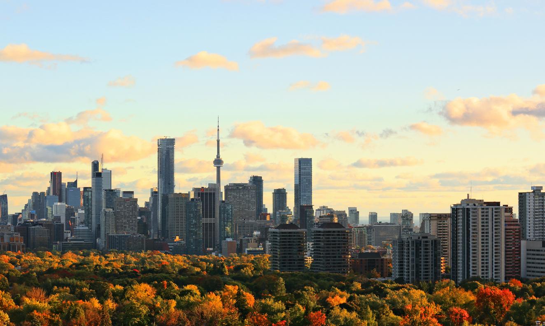 find the best weekend spots in Toronto